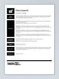 Useful Accounting Resume Samples Singapore Also Sample For Accountant Cover Letter