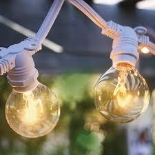 commercial grade outdoor string lights patio lights