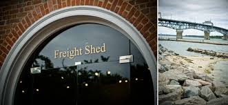 Yorktown Freight Shed Weddings by Blush And Gold Yorktown Freight Shed Wedding Mr And Mrs Johnson