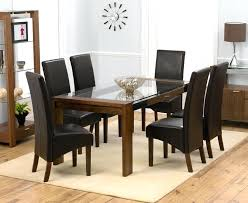 round glass top dining table set dining table set with glass top