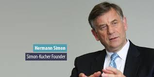 simon kucher founder hermann simon releases new book on