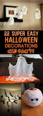 Diy Halloween Decorations Pinterest by Fun And Easy Halloween Decorations 25 Best Halloween Decorating