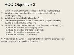 to do today 1 rcq president notes lecture discussion con t