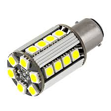 1157 can led bulb dual function 26 smd led tower bay15d