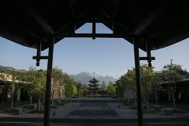 100 Banyantree Lijiang The Best View Of The Snow Mountain Is Only Here When You Step Into