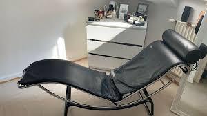 lc4 liege replica liege wohnzimmer sitzmöbel wohnungsauflösung