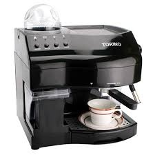 Factory Sell Office 15 Bar Espresso Semi Automatic Coffee Maker Machine With Bean Grinder