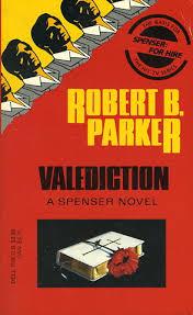 Robert B Parker Book List