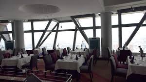 Skylon Tower Revolving Dining Room atmostphere 360 kl tower revolving restaurant 300m in the sky