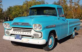 1959 Chevy Apache 3200 Pickup Truck, 235, 6 Cylinder For Sale In ... Classic 1958 Chevrolet Apache Pickup For Sale 3200 Dyler Chevrolet Apache Stepside Pickup Truck Streetheat Team Nails Chevy Old School Build Gallery 1959 Hot Rod Network Truck Panel For Photos Chevy Apache Pick Up Truck Sale Google Search Vintage Classiccarscom Cc1038240 Cc1001635 1956 Custom Big Window Short Bed Stepside 38 Flat Dump Bed Pickup Item D 32 Rat