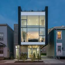 Kawneer Curtain Wall Doors by Photo 1 Of 9 In The Architect Next Door Dwell