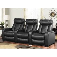 Sams Club Leather Sofa And Loveseat by Larson Leather Reclining Home Theater Seating 3 Piece Set