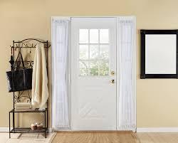 elegance sheer sidelight door panel curtain curtain bath outlet