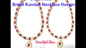 How To Make Silk Thread Bridal Kundans Necklace Latest Design At ... Bresmaid Jewelry Ideas How To Choose For Bresmaids Bold Design Ideas To Make Pearl Necklace Making With Beads Diy New What Is Projects Cool Home Luxury Under Make Embroidered Patches Blouses And Sarees At Jewellery Work Villa 265 Best Moore Jewelry Images On Pinterest Making Design An Ecommerce Website Xmedia Solutions Blog Decorating A Small Bedroom Decorate Really Learn How Jewellery Home With Insd Let Us Publish Backyards Woodworking Box Plans Free Download