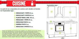 prix cuisine brico depot brico depot meubles de cuisine plan type cuisine brico depot