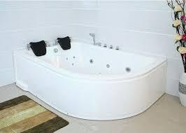 luxus whirlpool badewanne 180x120 cm mit armaturen für bad eckwanne links