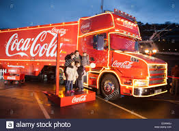 A Family Being Photographed In Front Of The Coca Cola Truck At Looe ... Cacola Other Companies Move To Hybrid Trucks Environmental 4k Coca Cola Delivery Truck Highway Stock Video Footage Videoblocks The Holidays Are Coming As The Truck Hits Road Israels Attacks On Gaza Leading Boycotts Quartz Truck Trailer Transport Express Freight Logistic Diesel Mack Life Reefer Trailer For Ats American Simulator Mod Ertl 1997 Intertional 4900 I Painted Th Flickr In Mexico Trucks Pinterest How Make A With Dc Motor Awesome Amazing Diy Arrives At Trafford Centre Manchester Evening News Christmas Stop Smithfield Square