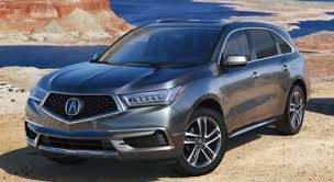 Does Acura Mdx Have Captains Chairs by 2017 Acura Mdx In Houston Gillman Acura