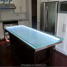 104 Glass Kitchen Counter Tops Top With Led Contemporary Tops Buy Top Led Tops Product On Alibaba Com