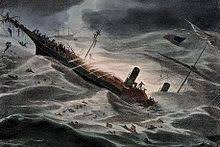 Uss America Sinking Location by Ss Central America Wikipedia