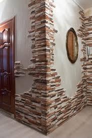 24 riemchen ideen steinwand wohnzimmer wandverkleidung