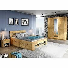 schlafzimmer set 3 tlg toni wildeiche teilmassiv bett