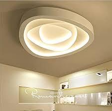 lilamins led deckenleuchte leuchten schlafzimmer persönlichkeit decke light artistic kreativität warm romantischen wohnzimmer helle und moderne