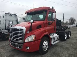 USED 2014 FREIGHTLINER CASCADIA DAYCAB FOR SALE IN CA #1261