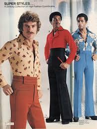 70s Men Style Fashion