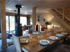 chalets 5 chambres en location dans la vallée de chamonix