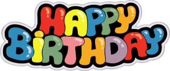 Happy Birthday Banner Free Clip Arts line