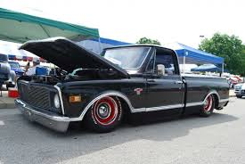 100 72 Chevy Trucks 67 CMW