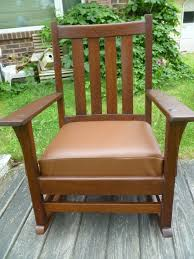 Stickley Furniture Leather Recliner by Stickley Furniture Ebay