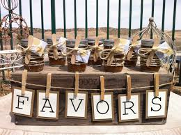 Diy Rustic Wedding Shower Favors Request A Custom Order And Have Something Made Just For