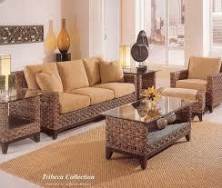 Exquisite Design Wicker Living Room Furniture Fantastic Breathtaking Rattan