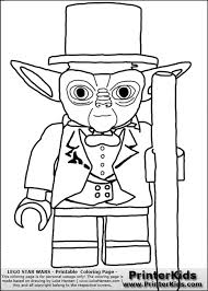 Printable Coloring Sheets Star Wars Stormtrooper Pages Exclusive Idea Lego Book