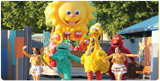 Sesame Place Halloween Parade by Take The Kids To Sesame Place Langhorne Pa Eventful Moms