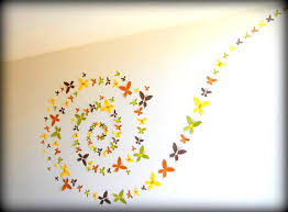 Set Of 100 3D Butterfly Wall Art Decor 3d By MyDreamDecors