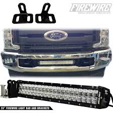 2017 FORD SUPER DUTY BUMPER LIGHT BAR KIT - FIREWIRE LEDs White Truck With Led Light Bars Better Automotive Lighting Blog Liftkits Nicetrucks Bigtrucks 30in Single Row Bar Hidden Grille Kit For 1418 Chevrolet Diode Dynamics Dd6006 F150 Raptor Fog With 12 Zroadz Roof Mounted Car Red Blue Color Truck Strobe Emergency Warning 40 Inch 200w Spotflood Combo 15800 Lumens Cree 50 250w 21400 To Fit Pre 2014 Daf Cf Day Standard Sleeper Cab Steel Trucks Buggies Winches 2013 Sema Week Ep 3 Youtube Rough Country Black Bull W 0718 Amazoncom Suspension 70506 Straight