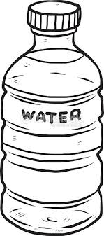 Water clip art black and white