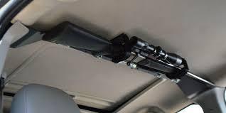 Center Lok Overhead SINGLE GUN Rack – CL1600 OGR