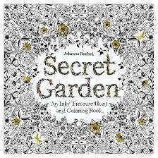 Secret Garden Art By Johanna Basford Target