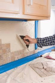 Polyblend Sanded Ceramic Tile Caulk Dry Time by Sanded Vs Non Sanded Grout For Tile Home Guides Sf Gate