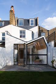 100 Butterfly Roof Forrester Architects Extension Has A Butterfly Wingshaped Roof