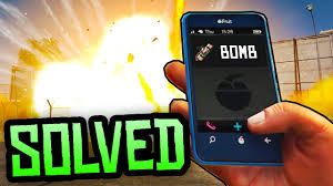 GTA 5 Easter Eggs SECRET PHONE NUMBER BOMB SOLVED GTA 5 Black Cellphones Mystery Solved
