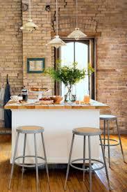 küche mit kochinsel höchst funktional und modern
