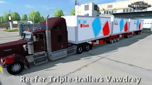 Reefer Triple-trailers Vawdrey V4.0 (v1.6.x) » American Truck ... Custom Peterbilt Show Truck Trucks Pinterest Peterbilt Ets2 Mods Triple Trailer American Reefer Euro Simulator 2005 379 Triple Axle Semi Truck Item D4174 Sol Steam Workshop Best For Ets 2 131x Version R Diesel They Named This Project One Trucks Mrtruck News You Can Use Truspickup Free And Suv Gray Wpls185 74000 Lb Capacity Wireless Portable Lift System Us About Us Solutions Rc Adventures Chrome King Hauler Liebherr Loader On Axle Tamiya Pulls 8x8 Tipper Top 5 Of The 2015 Sema Autoguidecom