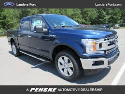 2018 New Ford F-150 XLT 4WD SuperCrew 5.5' Box At Landers Serving ...
