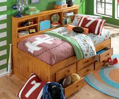 twin size captains bed drawers easy to design twin size captains