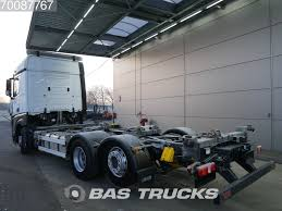 MERCEDES-BENZ Actros 2545 LL 6X2 Retarder Liftachse Powershift Euro ...